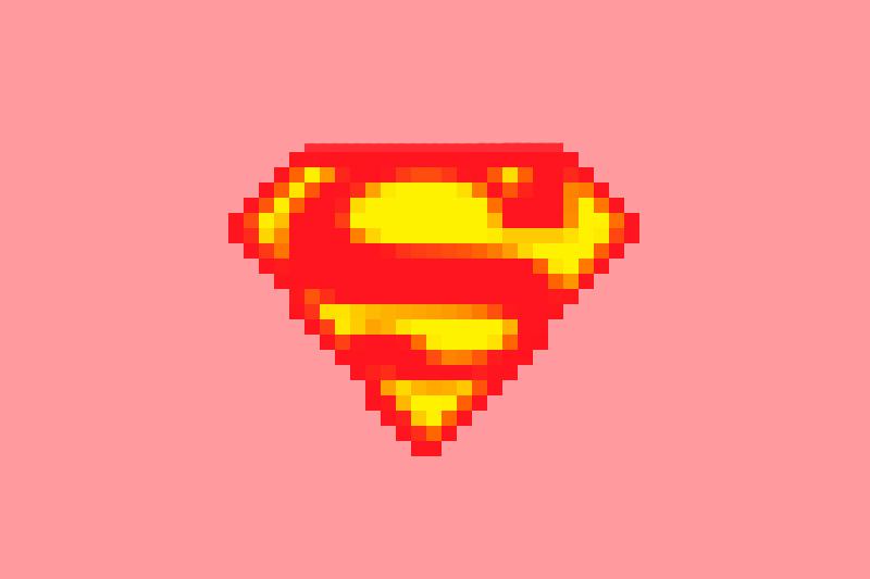 superman znak