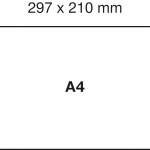 format A4