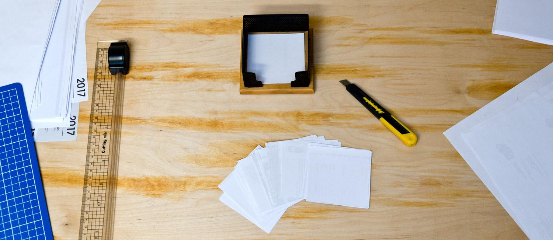prawie gotowe karteczki
